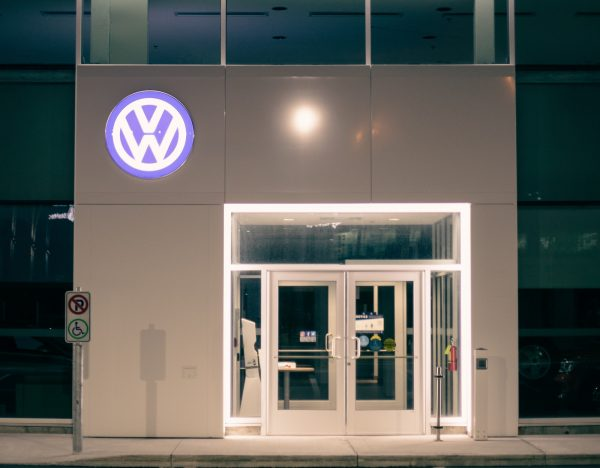 VW Dealership