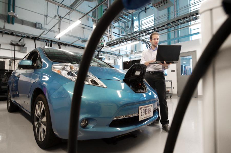 Nissan Leaf Diagnostic