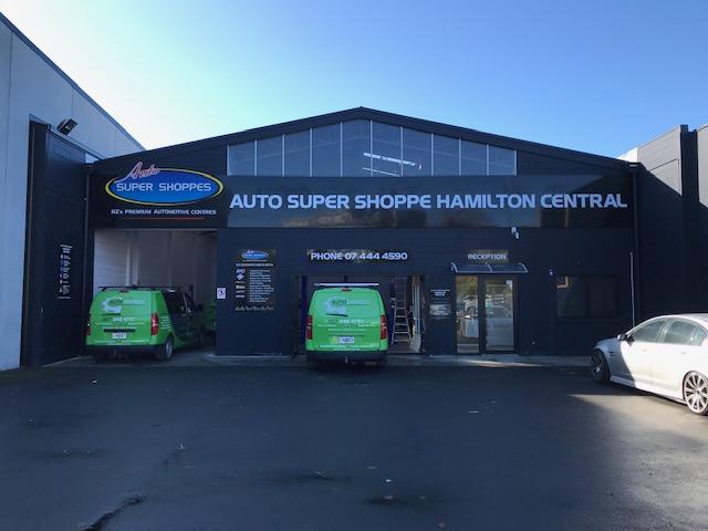 Auto Super Shoppe Hamilton Central
