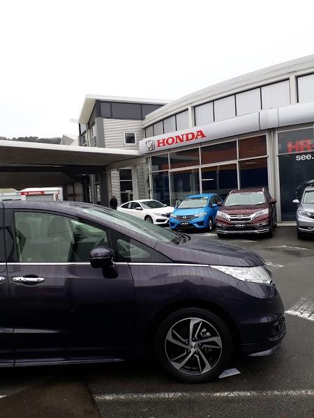 Honda Cars Wellington