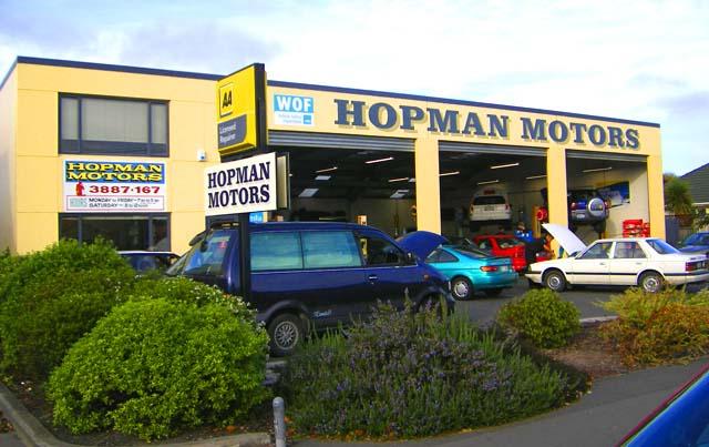 Hopman Motors