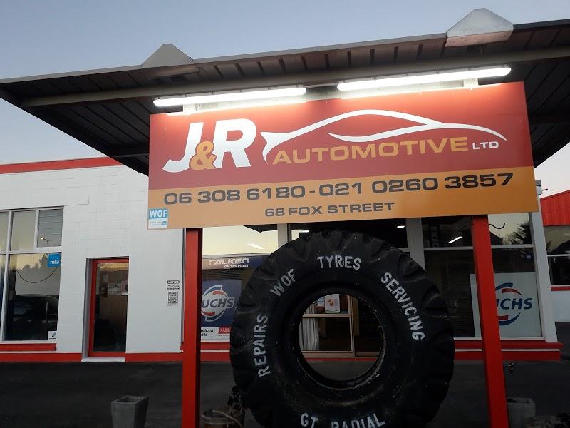 J & R Auto