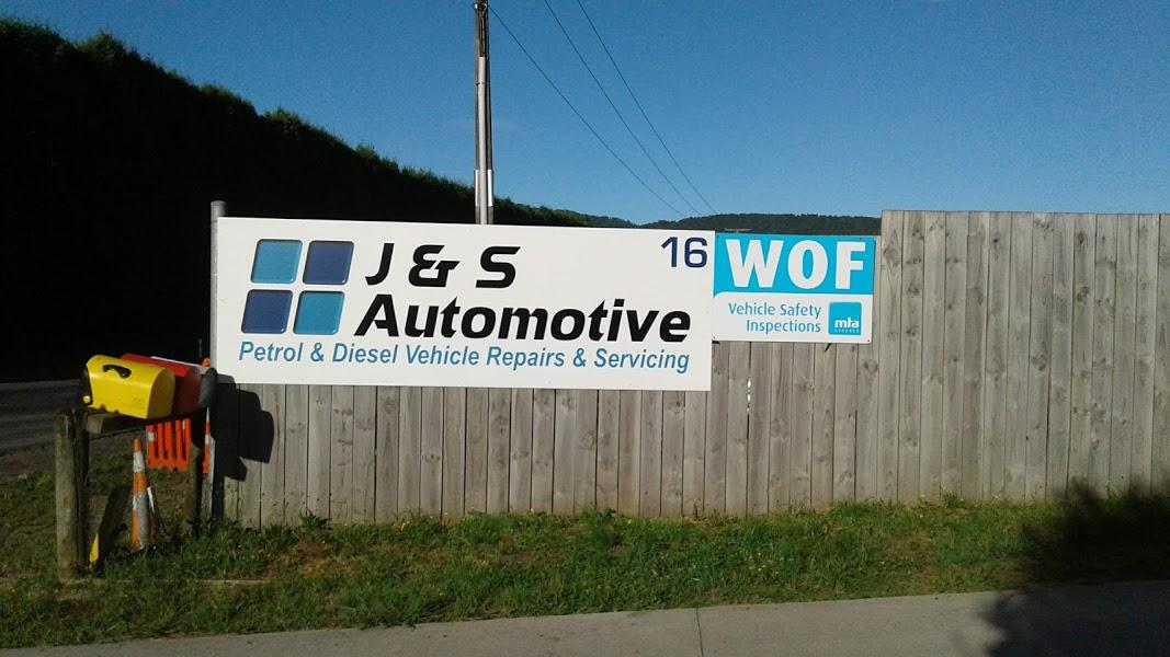 J & S Automotive