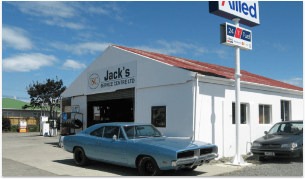 Jacks Service Centre