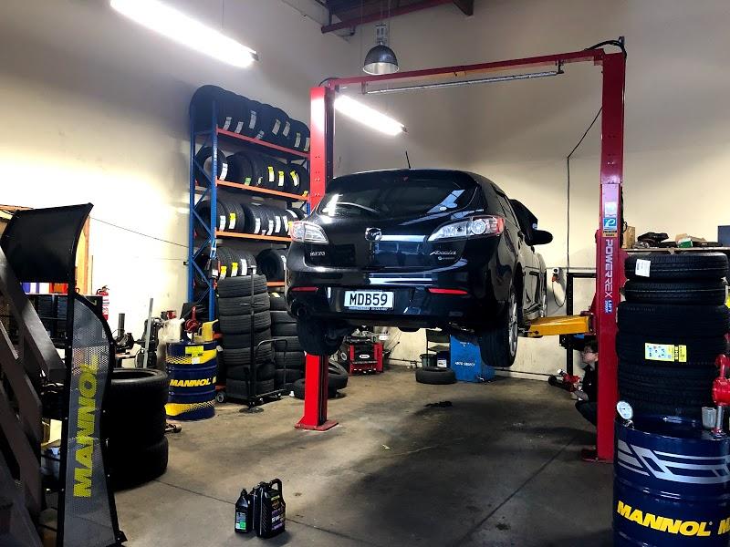 Kiwi Motor Services