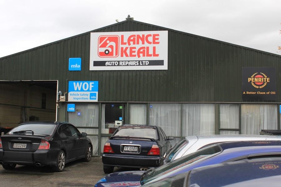 Lance Keall Auto Repairs