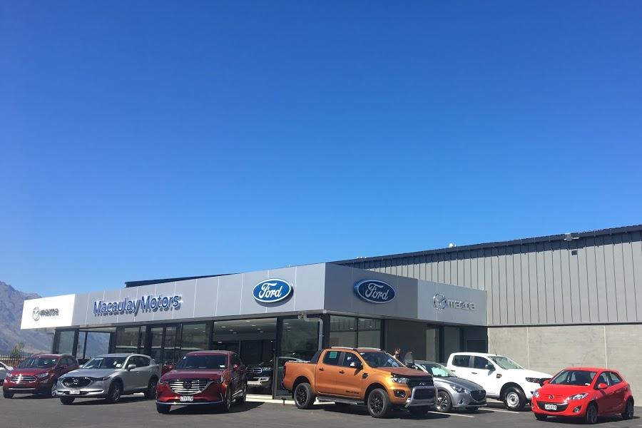 Macaulay Motors Queenstown