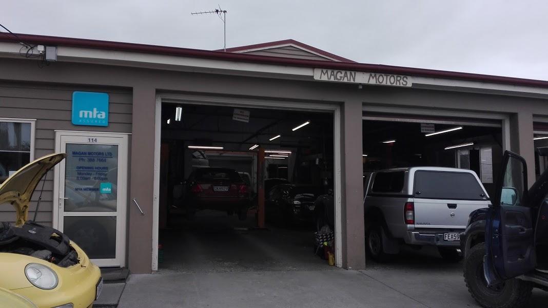 Magan Motors