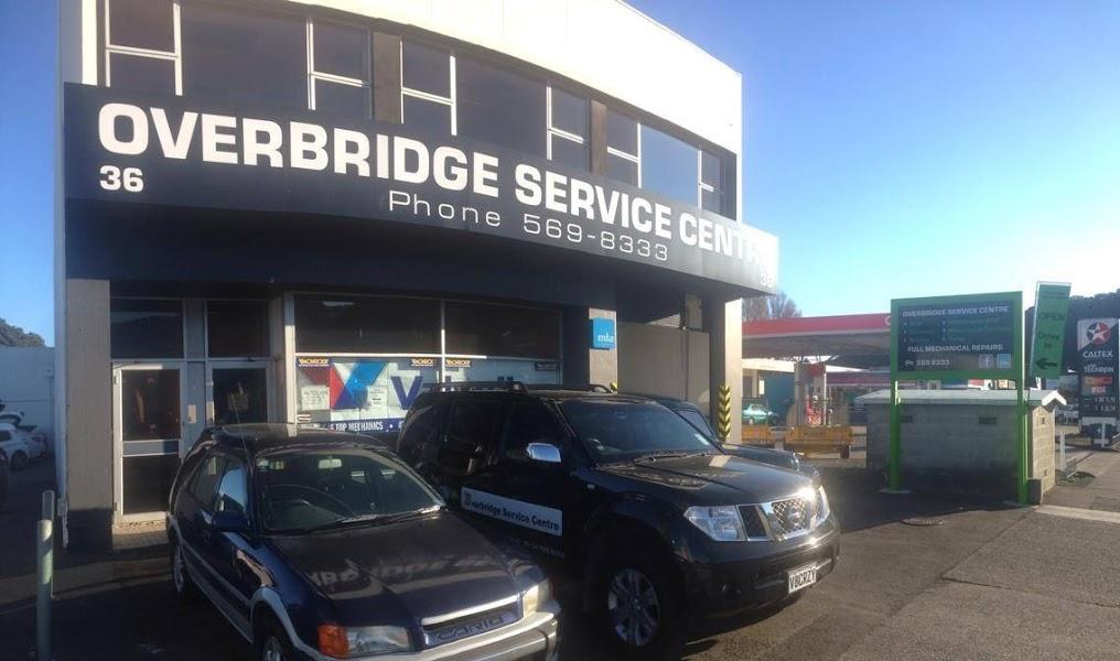 Overbridge Service Centre