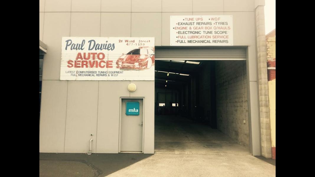 P D Auto Services