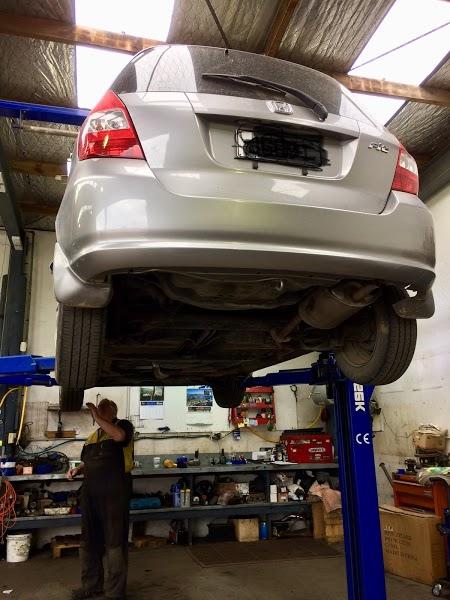 Ralphs Auto Shop