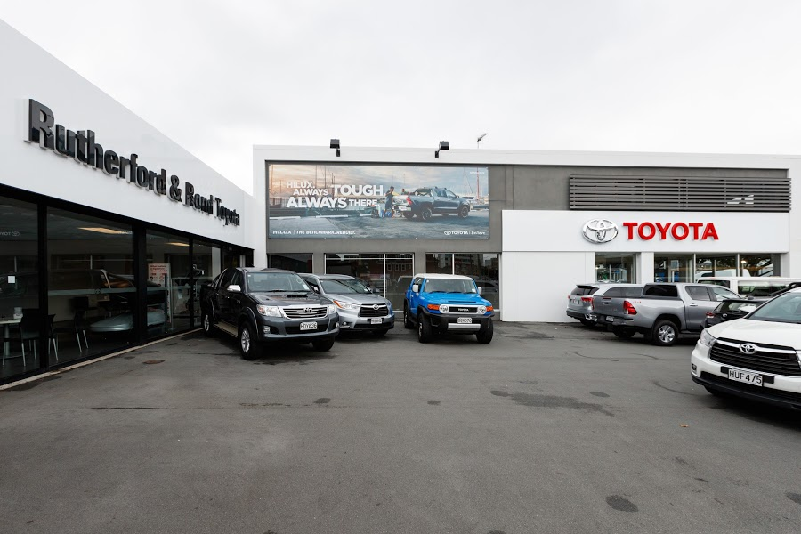 Rutherford and Bond Toyota Wellington