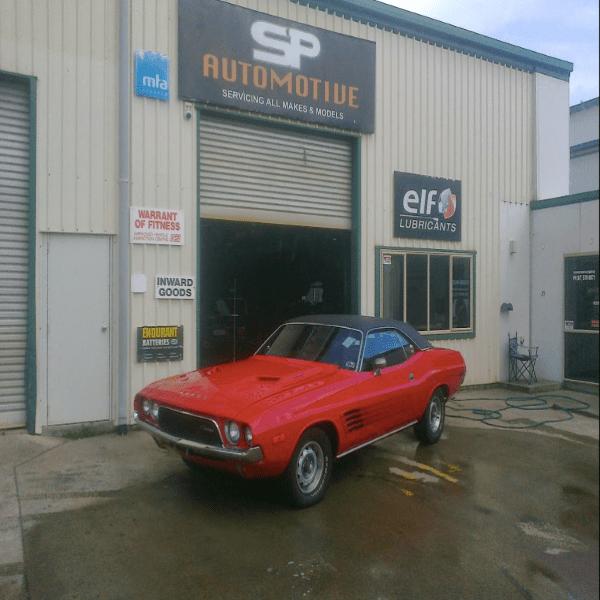Sulphur Point Automotive