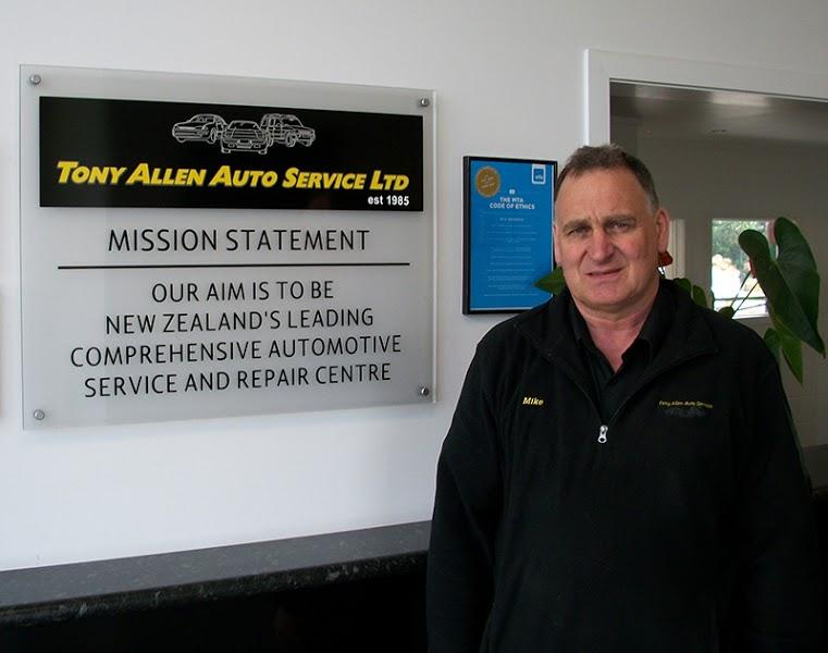 Tony Allen Auto Service