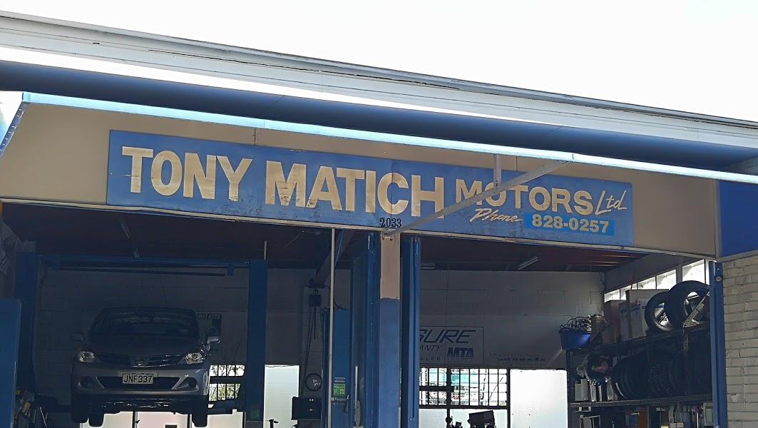 Tony Matich Motors