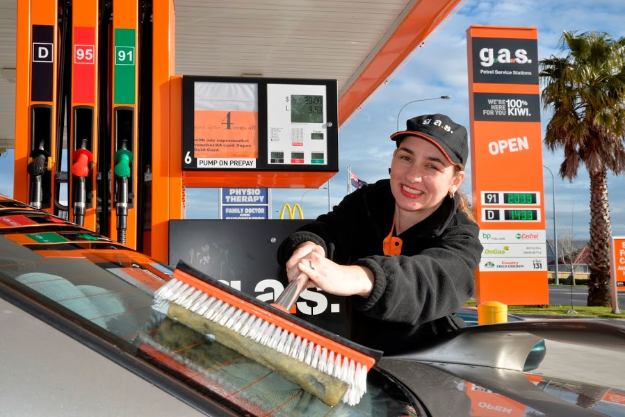 Wainoni Fuel & Service