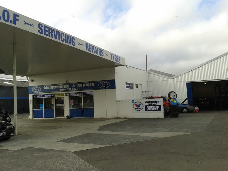 Waiwhetu Auto Services